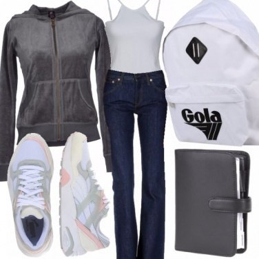 Outfit Giovane mamma