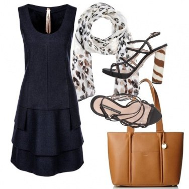 Outfit Fantasie animalier