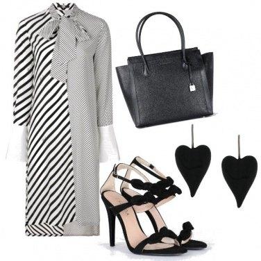 Outfit Monocromo