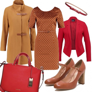 Outfit Nuance e colori d\'autunno