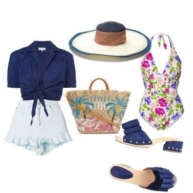 Outfit La più bella della spiaggia