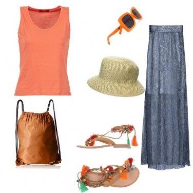 Outfit Bohemien