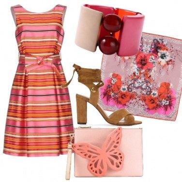 Outfit Abito anni cinquanta