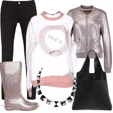 Outfit Glitter