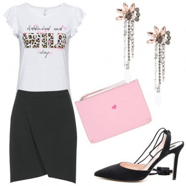 Outfit Tocco wild