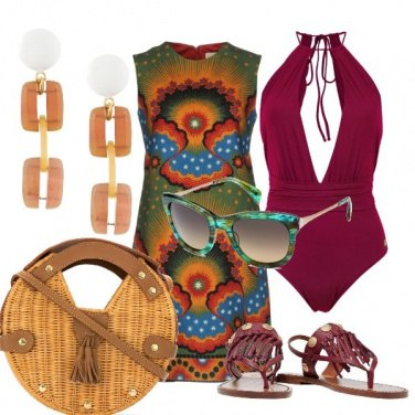 Outfit Etnico #2536