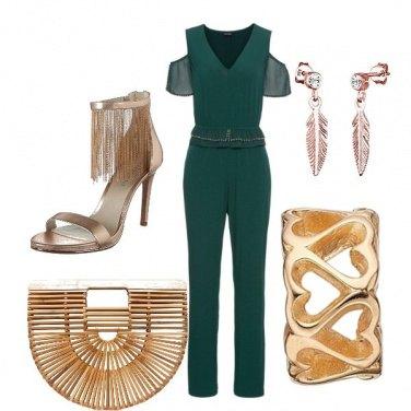 Outfit Tuta in eleganza