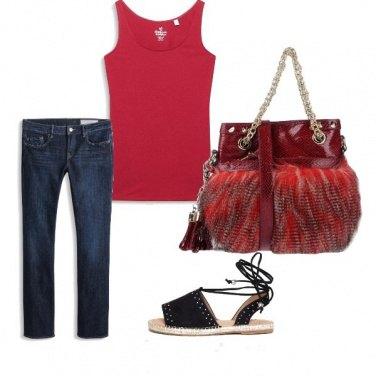 Outfit CMPS Che borsa!