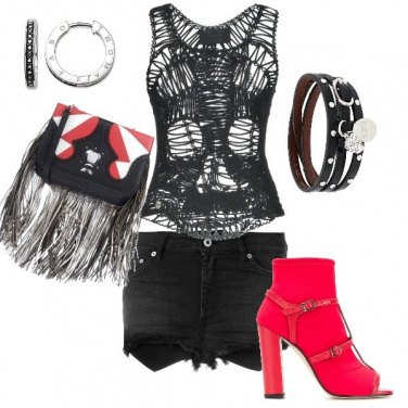 Outfit Rock #2175