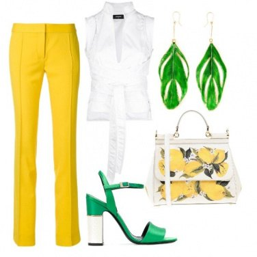 Outfit Lemon tree