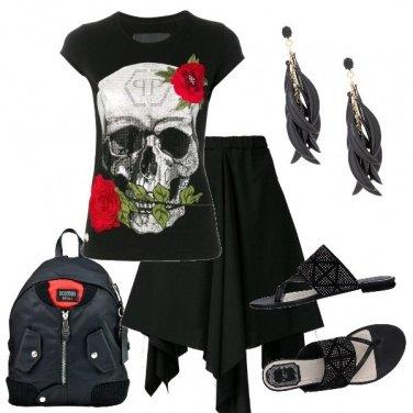Outfit Tango e rock