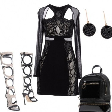 Outfit Rock #2131