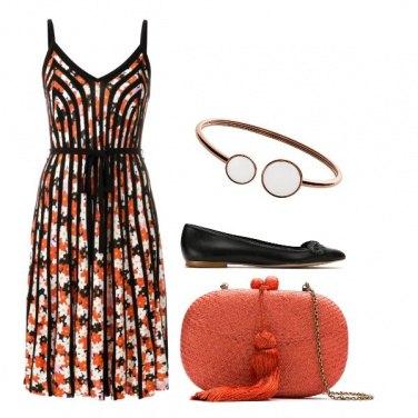 Outfit Basic raffinata