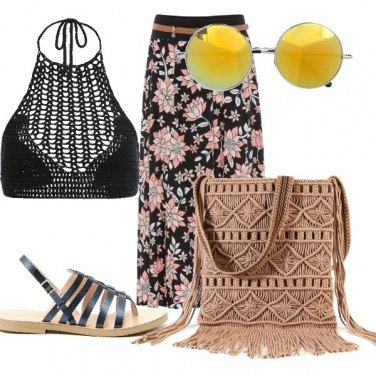Outfit Hippy style