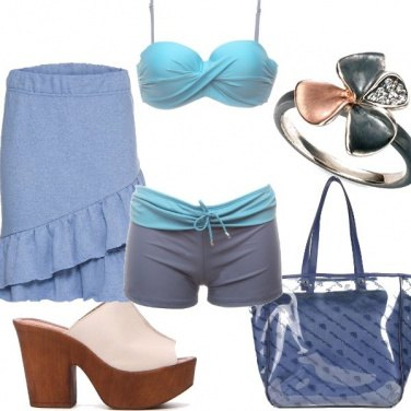 Outfit Basic #10698