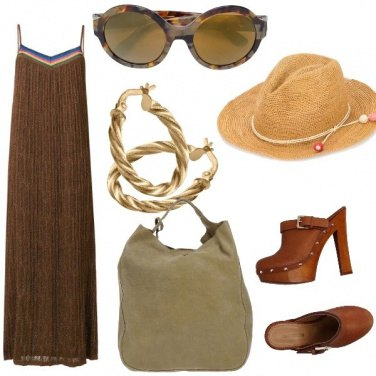 Outfit Country urbano