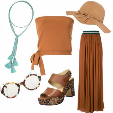 Outfit Etnico #2544