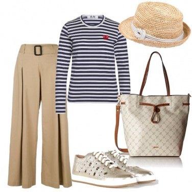 Outfit Una giornata ventosa