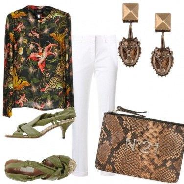 Outfit Giungla