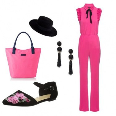 Outfit Guardaroba capsula - tall & thin