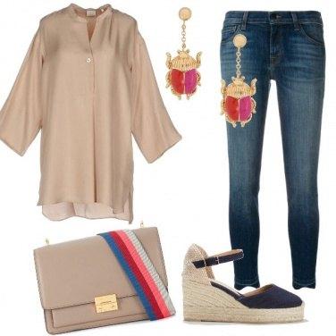 Outfit Basic e comoda