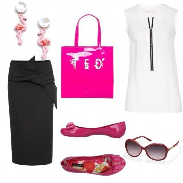 Outfit Guardaroba capsula - tall & curvy