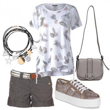 Outfit Pomeriggio relax