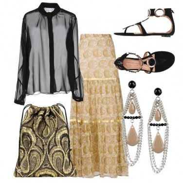 Outfit Ethnic #2547