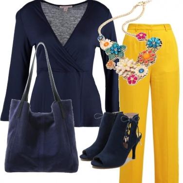 Outfit Fiori a settembre