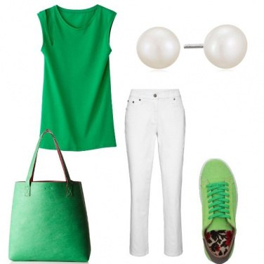 Outfit Sempreverde