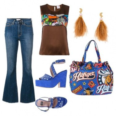 Outfit CMPS Muse e cornamuse
