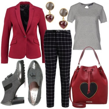Outfit Classico cashmere