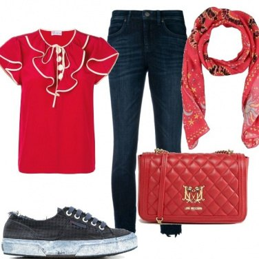 Outfit Basic #10831
