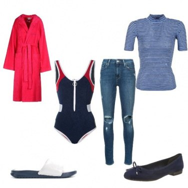 Outfit Estate in città for piscina