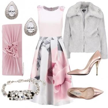 Outfit Matrimonio in inverno