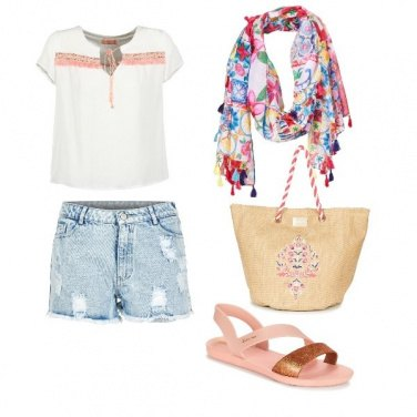 Outfit Summer Spartoo