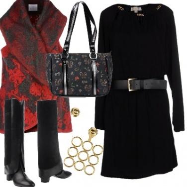 Outfit Gli stivali particolari