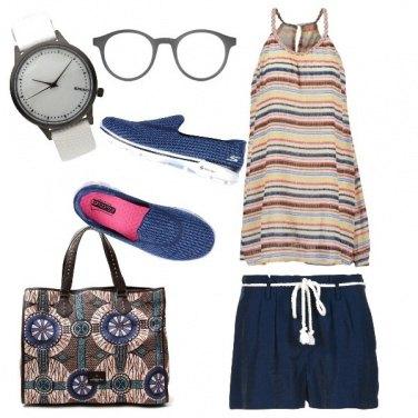 Outfit Urban, tempo libero