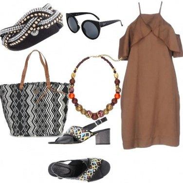 Outfit Etnico, chic accessori al top