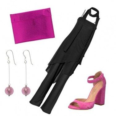 Outfit Fucsia... gli accessori