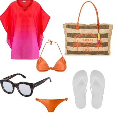 Outfit Basic, vacanze alle terme