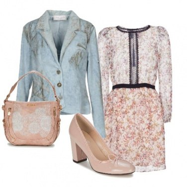 Outfit Ispirazione Vintage