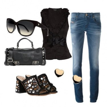 Outfit Rock #2142