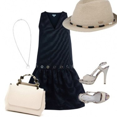 Outfit Pronta per Ibiza