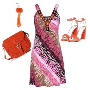 Outfit Con addosso i colori dell\'estate
