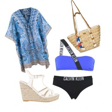 Outfit Fashion on the beach