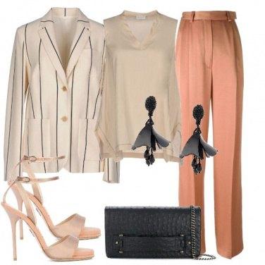 Outfit Tailleur pantaloni