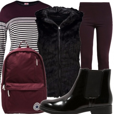 Outfit Studentessa