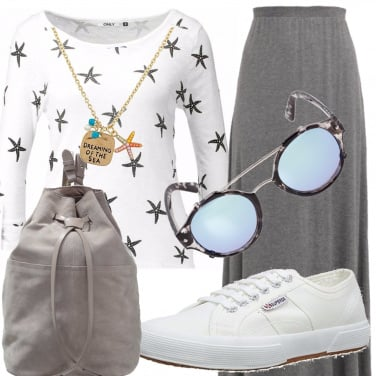 Outfit Dreaming of the sea
