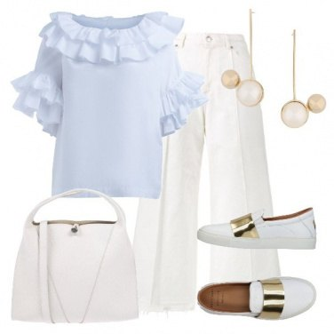 Outfit Come una nuvola